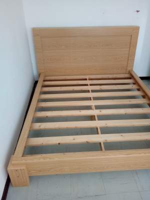Bed with mattress king size - Bedroom Furnitures on Aster Vender