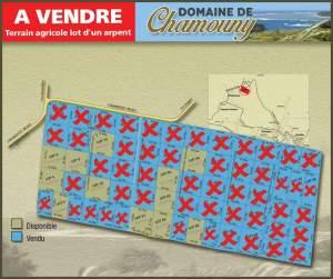 ** Several plots of Agricultural land, Chamouny ** - Land on Aster Vender