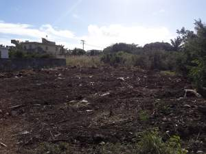 Land for sale - Grand Baie - Land on Aster Vender