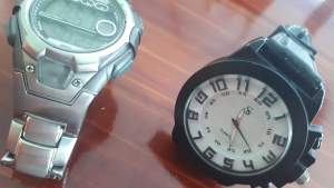 2 stylish men's watch for your boyfriend - Watches on Aster Vender