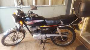 Suzuki AX100 - Sports Bike on Aster Vender