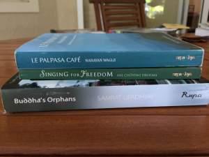 Livres de et sur l'Asie - Diaries on Aster Vender