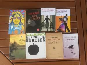 Livres - Littérature française - Fictional books on Aster Vender