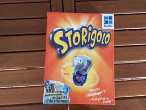 Storigolo - Board Games on Aster Vender