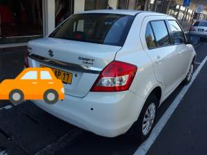 Suzuki Swift Dzire - Family Cars on Aster Vender
