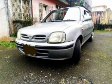 A vend Nissan March ak11 yr 99 - Family Cars on Aster Vender