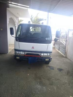 mitsubishi canter - Small trucks (Camionette) on Aster Vender