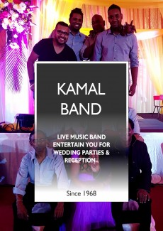 LIVE MUSIC BAND - ENTERTAIN YOU FOR WEDDING PARTIES & RECEPTION.. - Entertainment on Aster Vender