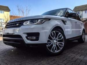 2014 Land Rover Range Rover HSE LUX - SUV Cars on Aster Vender