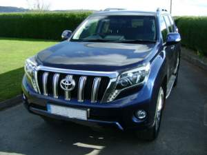 Toyota Land Cruiser 2014 AWD - SUV Cars on Aster Vender