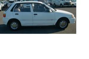 TOYOTA STARLET YEAR 91 - Family Cars on Aster Vender