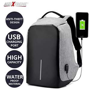 Anti theft bag with usb charging - Bags on Aster Vender