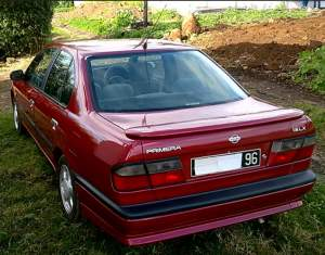 Nissan Primera - Family Cars on Aster Vender