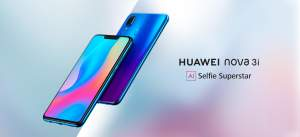 Huawei Nova 3i - Huawei Phones on Aster Vender