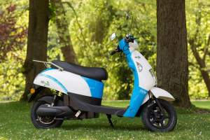 Electric scooter Ride E1 - Scooters (upto 50cc) on Aster Vender