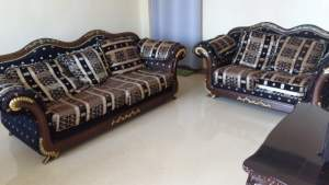 Set sofa 7 places (60% off) - Sofas couches on Aster Vender