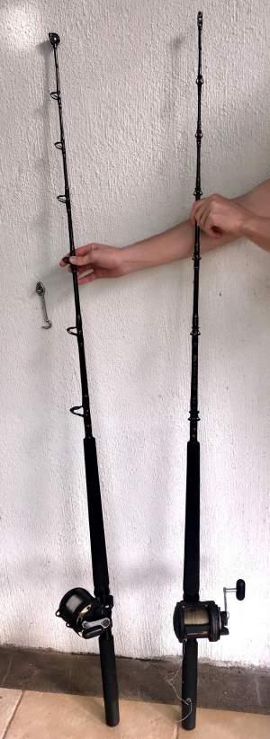 TUNA FISHING GEAR - Fishing equipment on Aster Vender