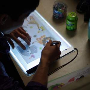 A4 Tracing board for Art-Work and students - Art & design on Aster Vender