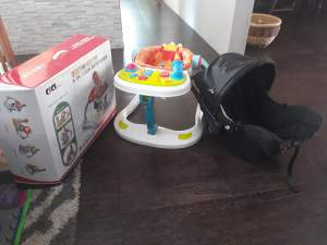 Baby walker & Car Seat - Other Indoor Games on Aster Vender