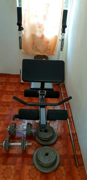 Gym fit - Fitness & gym equipment on Aster Vender