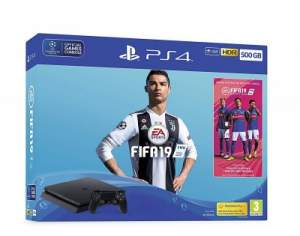 Sony PlayStation w/ FIFA 2019 - PS4, PC, Xbox, PSP Games on Aster Vender
