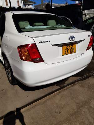 Toyota Axio - good condition