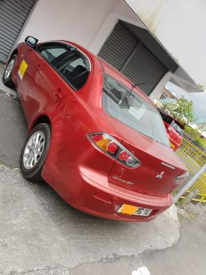 Mitsubishi Ex Lancer ( Yrs 2014 ) - Sport Cars on Aster Vender