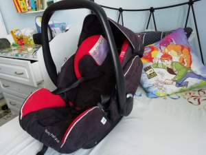 Car seat  - Kids Stuff on Aster Vender