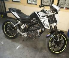 Ktm 125cc - Sports Bike on Aster Vender