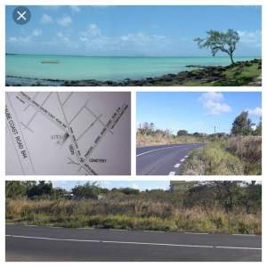 Residential plot for sale in coastal main road. 5 mins to the beach.  - Land on Aster Vender
