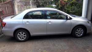 Toyota Corolla Axio  X Series - Luxury Cars on Aster Vender