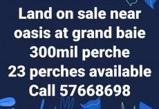 Land for sale  Grand baie - Land on Aster Vender