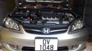 Honda Civic ES5 - Family Cars on Aster Vender