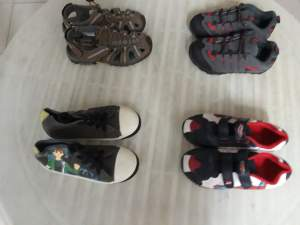 Shoes / Sandals for Boys - Kids Stuff on Aster Vender