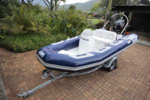 Avon RIB Boat for sale - Boats on Aster Vender