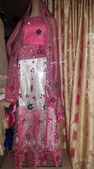 Bridal lehenga for sale - Wedding clothes on Aster Vender