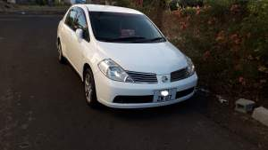 A Vendre Nissan Tiida - Family Cars on Aster Vender