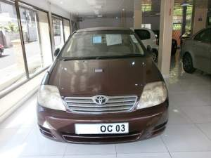 Toyota corolla Nze - Family Cars on Aster Vender