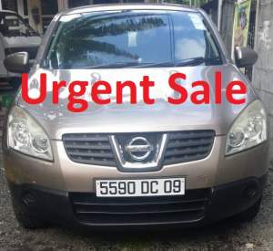 Nissan Qashqai 2009 Brown 1598cc - SUV Cars on Aster Vender