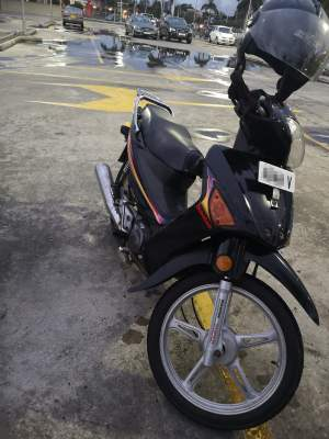 Haojue - Scooters (above 50cc) on Aster Vender