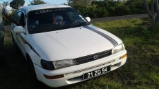 A vendre toyota corolla ee101 - Sport Cars on Aster Vender