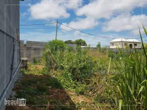Sale of residential land of 5,5 Perches in Fond du Sac - Land on Aster Vender