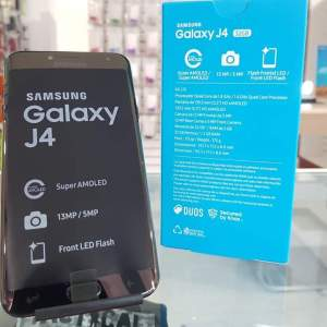 Samsung  j4 32gb - Samsung Phones on Aster Vender