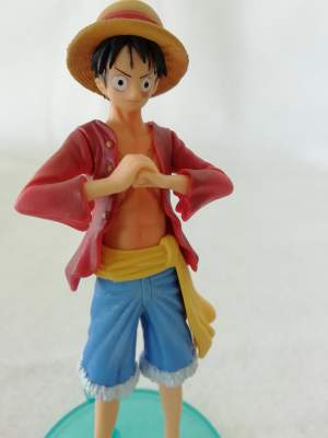 Luffy D. Monkey - Creative crafts on Aster Vender