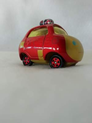 Iron Man - Tsum Tsum Car - Creative crafts on Aster Vender