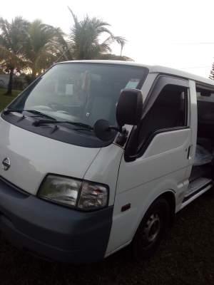 Nissan vannette diesel - Cargo Van (Delivery Van) on Aster Vender