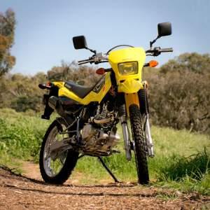Suzuki DR200 S Dual Sport