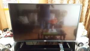 LG SMART 4K 43 INCHES TV - All household appliances on Aster Vender