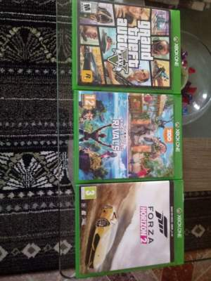 Xbox one - PS4, PC, Xbox, PSP Games on Aster Vender