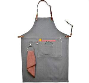 Tailored apron - Handmade on Aster Vender